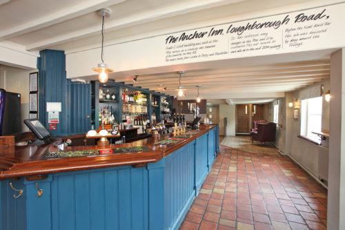 The Anchor Inn, Hathern, Pub and Restaurant