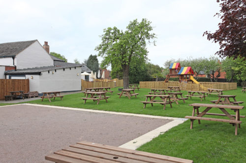 Welcome to the Anchor Inn, Hathern Leicestershire