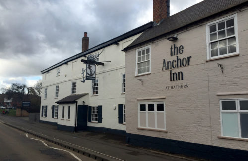The Anchor Inn, Hathern, Pub and Restaurant